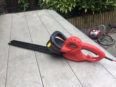 Sovereign HTEG33-550 Electric Hedge Trimmer - 550W