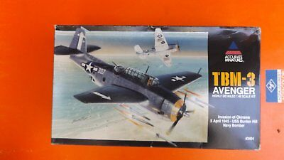 GRUMMAN TBM-3 AVENGER  by Accurate Miniatures  1/48