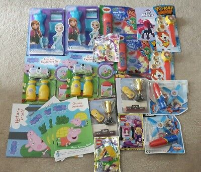 20 childrens toys bundle Job Lot Car Boot, Tombola, Fete, Raffle Prizes, Party