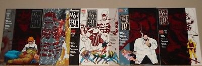 Daredevil The Man Without Fear #1-5 complete Miller & Romita Jr 1993 origin