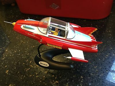 """Gerry Anderson """"supercar """"  By Product Enterprise  Diecast Metal Mint Boxed"""