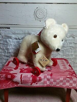Teddy Herman Original limited Edition pull toy