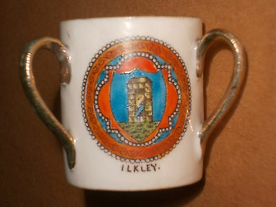 China Crested Ware - Ilkley Crest