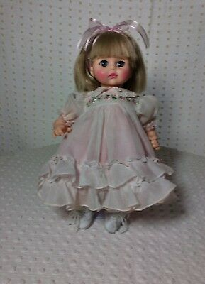 "Vintage 1977 Madame Alexander 15"" Pussycat Baby Doll"