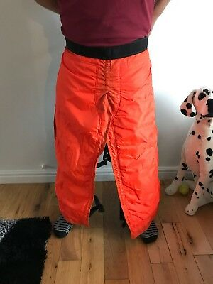 Chainsaw trouser protector, class 1 Brand new, never used, tree surgery, chaps