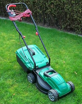Qualcast Electric Rotary Lawnmower
