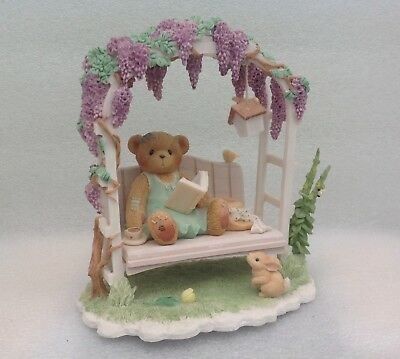 Cherished Teddies - Genevieve - Members Only - Will Combine Postage