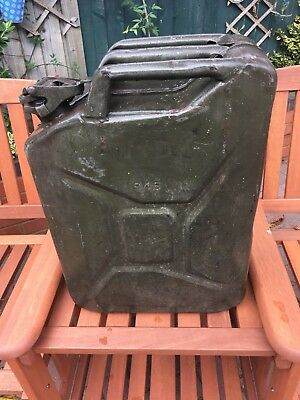 Vintage Jerry Can 1945