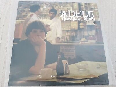 Adele Hometown Glory vinyl limited edition great condition