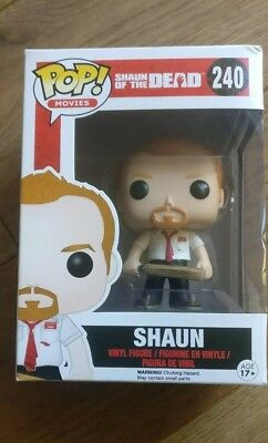 Shaun of the dead - Shaun - funko pop 240