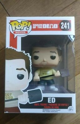 Shaun of the dead - Ed - funko pop 241