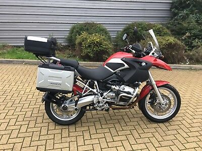 BMW R 1200 GS 2007/07 ABS Part Exchange Welcome Stunning Bike Take A Look