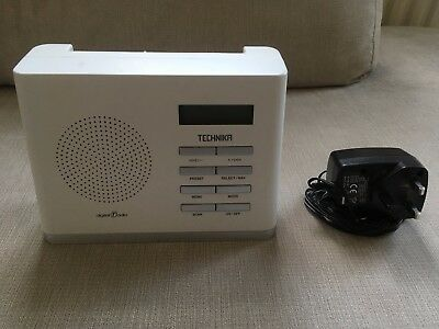 Technika Digital DAB/FM Radio DAB-207