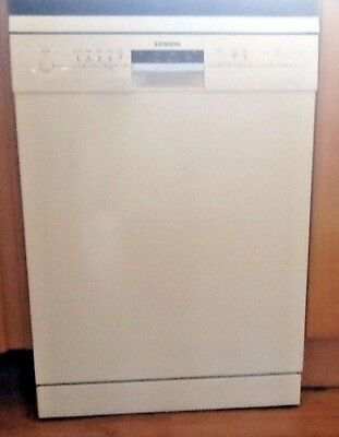 Siemens Full Size Dishwasher SN25M231GB