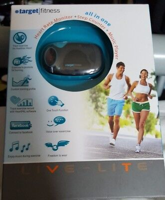 Target Fitness all in one fitness tracker