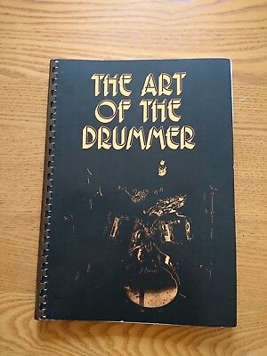 THE ART OF THE DRUMMER 1  by John Savage Twelfth Edition (Spiral) not used