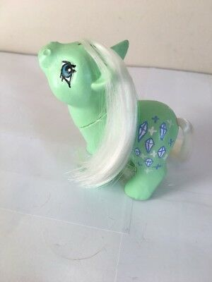 G1 My Little Pony Ice Crystal Baby Artist Ooak Custom Toy 80s VTG