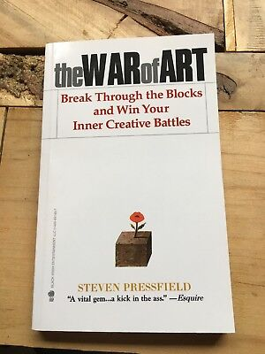 The War of Art : Break Through the Blocks and Win Your Inner Creative Battles by