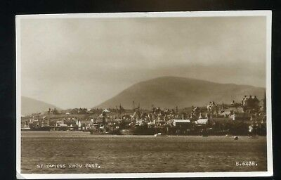STROMNESS  ORKNEY  View from the East  RP