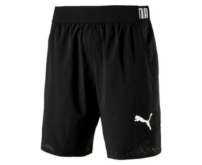 Puma Men's Vent Stretch Woven Short - Puma Black