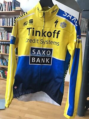 Tinkoff Saxo team Softshell Jacket
