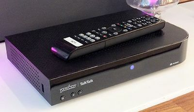 Talktalk Youview DN370 HDTV Recorder and Catch Up BRAND NEW SEALED NETFLIX (BT)