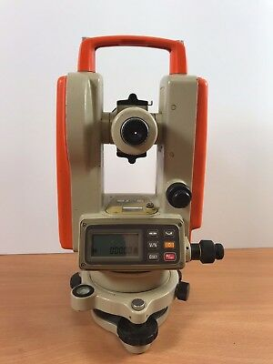 Leica T-100 Digital Theodolite - Serviced & Calibrated