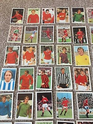 fks football stickers (approx 584stickers) 1970 onwards