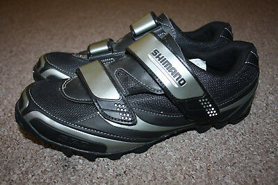 SHIMANO Redaling Dynamics SPD MO64 men's shoes size 8 (eur 43)