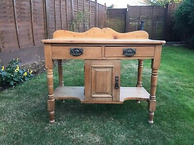 Antique Wash Stand / Sideboard