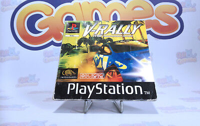 Notice V-Rally 97 / Pour console Playstation 1