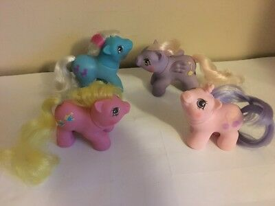G1 My Little Pony Baby fifi Snookums Tappy Yo yo VTG Job Lot VTG Babies Toy 80s