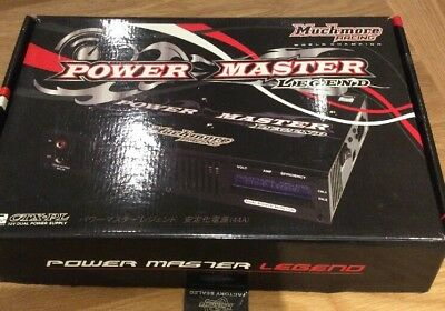 Muchmore Racing Power Master Legend Power Supply