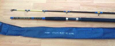 Fladen Celtic boat rod 30 to 40 Ibs new never used