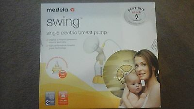 Medela Swing Single Electric Breast Pump