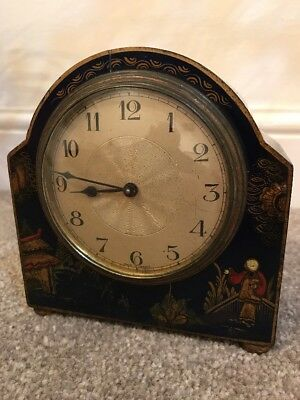 French Boulle Clocks