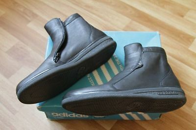 Adidas Vintage Alba Boots Made in Yugoslavia  UK 10.5 DEADSTOCK!! 100% Authentic