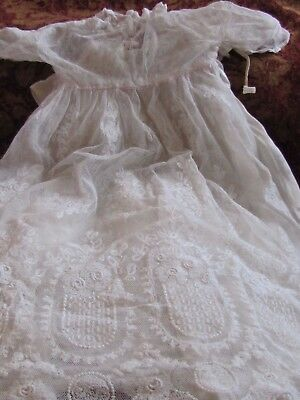 Antique Armand Marseille Doll  Bisque Head & Composition Body SPARES ONLY dress