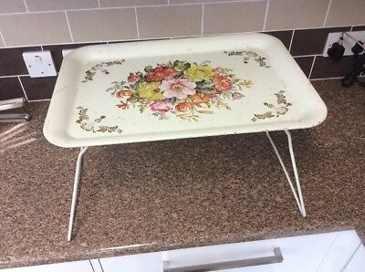 Vintage Worcester Ware Dinner Tray (camping?)