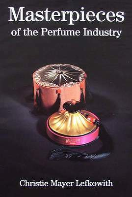 BOOK : Masterpieces of the Perfume Industry (vintage/collectibles bottles