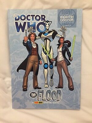 Doctor Who - The Flood Graphic Novel - Paperback