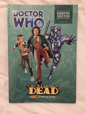 Doctor Who - The Glorious Dead Graphic Novel - Paperback