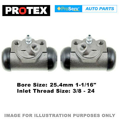 2x Rear wheel cylinders Ford F250 5.8 litre V8 1975 -1985