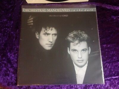 ORCHESTRAL MANOEUVRES IN THE DARK - The Best Of OMD VG