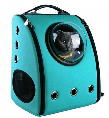 Upet U-pet Innovative Pet Carriers Turquoise