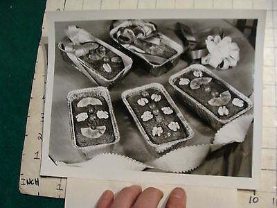 vintage photo: NABISCO w info: Dromedary Gingerbread Mix in Fruit Gingerbread