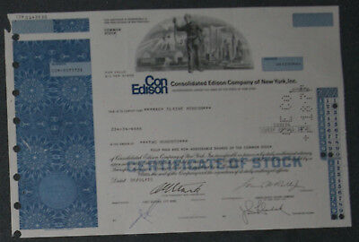 Consolidated Edison Company of New York, Inc. 1973 200 Shares .