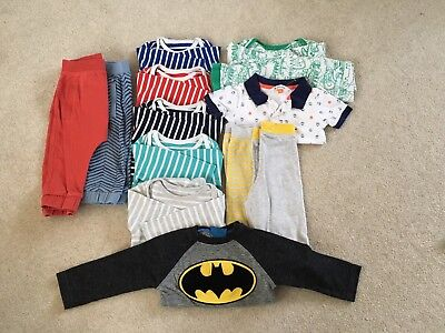 Baby Boys Clothes Bundle 9-12 Months