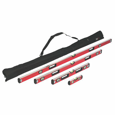 Forge Steel Levels 4 Piece Set with bag