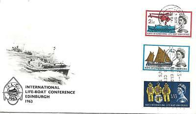 Lifeboat Conference 1963 Scarce Underground Centary London Service Slogan (ord)
